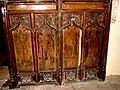 St Mary's church - rood screen detail - geograph.org.uk - 890931.jpg