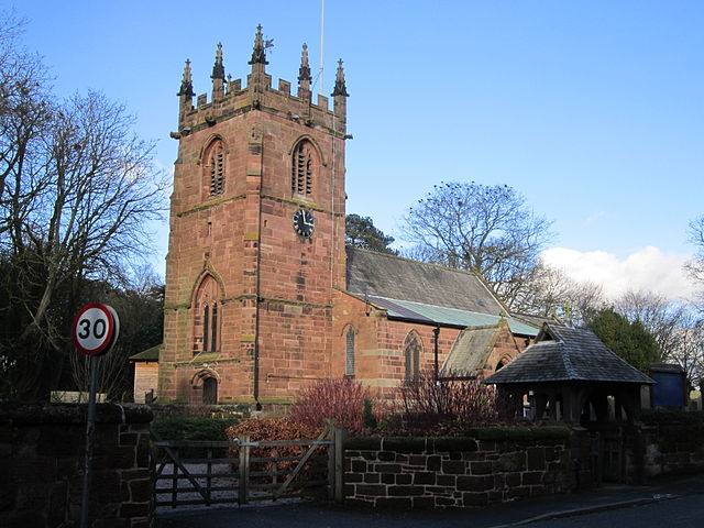 St Oswald's Church, Backford