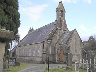 Gortin - St. Patrick's Church of Ireland, Gortin