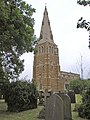 St Peter's Church, Kirby Bellars, Leicestershire - geograph.org.uk - 29659.jpg