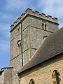 St Peter, Bucknell, Oxon - Tower - geograph.org.uk - 1634617.jpg