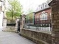 St Stephen Walbrook Churchyard gate 01.jpg