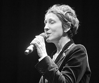 Stacey Kent - Stacey Kent onstage in 2016