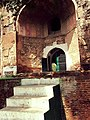 Stairs on Entrance (Front) - Tomb of Ali Mardan Khan.jpg