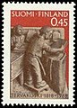 Stamp 1968 - Tervakoski paper mill 150 years.jpg