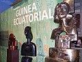 Stand de Guinea Ecuatorial, Expozaragoza 2008, Zaragoza, España..JPG