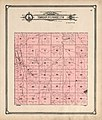 Standard atlas of Hodgeman County, Kansas - including a plat book of the villages, cities and townships of the county, map of the state, United States and world, patrons directory, reference LOC 2007626723-25.jpg