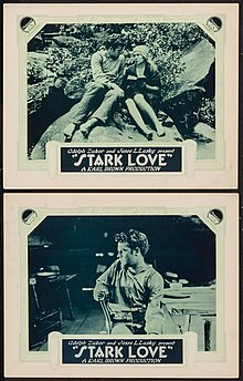 Two lobby cards