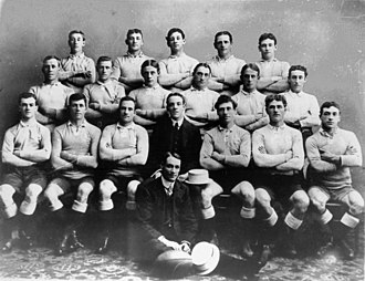 New South Wales rugby league team - The first New South Wales team to go to Queensland in 1910.