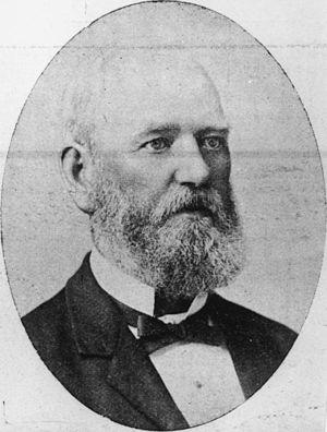 Mathew Mellor - Mathew Mellor in 1897.