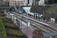 Station Tramway Ligne 2 Parc St Cloud 7.jpg