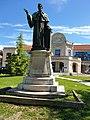 Statue de Delpech, hôpital Saint Eloi Montpellier.jpg