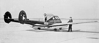 Stearman-Hammond Y-1 - Image: Stearman Hammond Y 1 at Langley November 1938
