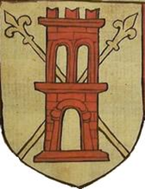 Della Torre - Coat of Arms of the House of della Torre.