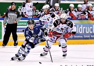 Steve Hanusch German ice hockey player