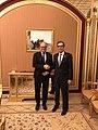 Steven Mnuchin and Roberto Gualtieri at G20 Riyadh Summit.jpg