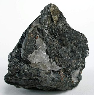 Stibarsen native element mineral