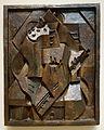 Still Life by Jacques Lipchitz, 1918, bronze - Chazen Museum of Art - DSC01888.JPG