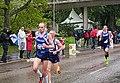 Stockholm Marathon 2015 andra varvet 35 km 02.jpg