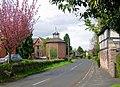 Stocks House dovecote, Wellington. - geograph.org.uk - 781465.jpg