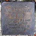 Stolperstein Falterweg 13 (Weste) Else Lehmann.jpg