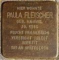 Stolperstein Göppingen, Paula Fleischer.jpg