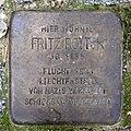 Stolperstein Kunz-Buntschuh-Str 16 (Grune) Fritz Rotter.jpg