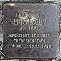 Stolperstein Rudolstädter Str 120 (Wilmd) Erich Cohn.jpg