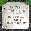 Stolperstein Verden - Kurt Speier (1910).jpg