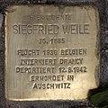 Stolperstein Westfälische Str 59 (Halsee) Siegfried Weile.jpg