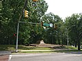Stonewall Jackson and Robert E. Lee Monument, Baltimore Aug 2017 - 6.jpg