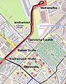 Straßenbahn Freiburg Plan Strecke Messe.jpg