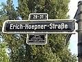 Straßenschild Erich-Hoepner-Straße 29–31, Düsseldorf-Golzheim.jpg