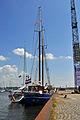 Stralsund, Hafen (2013-06-15), by Klugschnacker in Wikipedia (39).JPG
