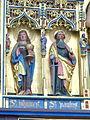 Stralsund Marienkirche - Marienkrönungsaltar 3d Johannes Paulus.jpg