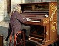 Street musician Handschoenmarkt Antwerp.jpg