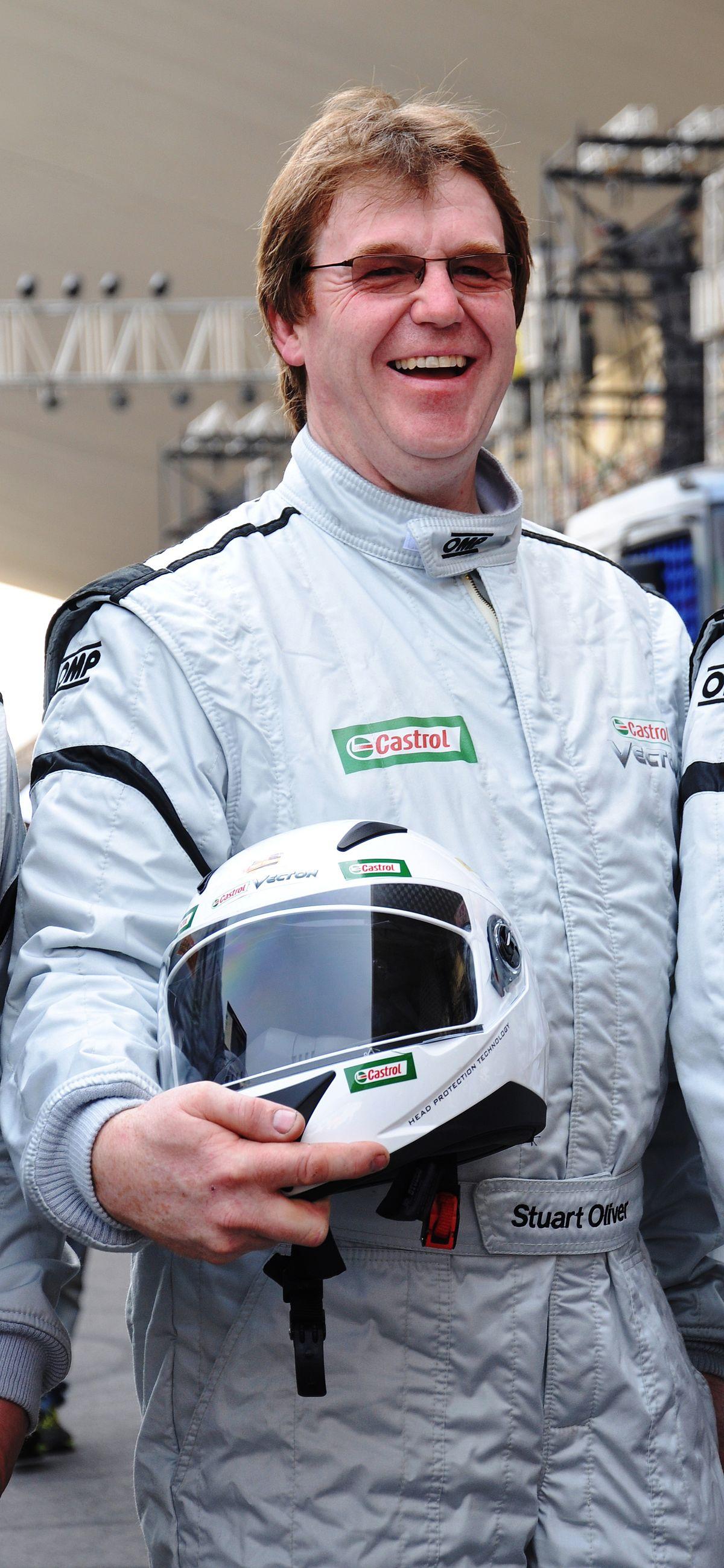 Stuart Oliver (racing driver) - Wikipedia