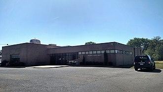Arkansas County, Arkansas - William F. Foster Library in Stuttgart
