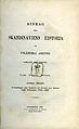 Styffe, Bidrag till Skandinaviens historia ur utländska arkiver 2a del (1864) titelblad.jpg