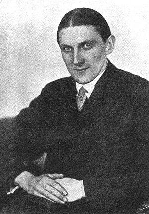 Jindřich Štyrský - Štyrský in 1930