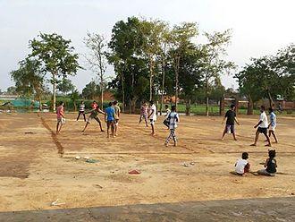 Sujapur, Punjab - Sujapur village Playground