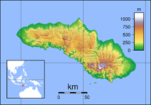 Mau is located in Sumba