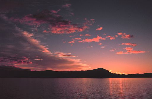 Sunrise in Southeast Alaska - NOAA