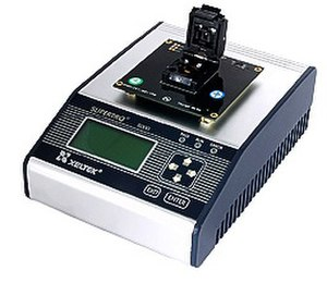 Programmer (hardware) - SuperPro6100: USB interfaced stand alone Universal Programmer