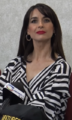 Susana González in an interview with Dulce Osuna in June of 2017.png