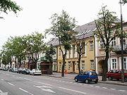 Ulica Ko�ciuszki
