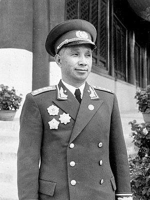 Su Yu - Su Yu in 1955