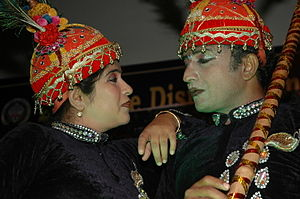 Saang - Swang Performance by Dr. Sandhya Sharma and Dr. Satish Kashyap