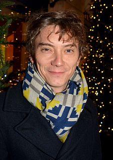 Swann Arlaud French actor