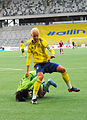 Sweden - Denmark, 8 April 2015 (17086086142).jpg